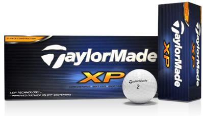 Balles XP<BR>TaylorMade