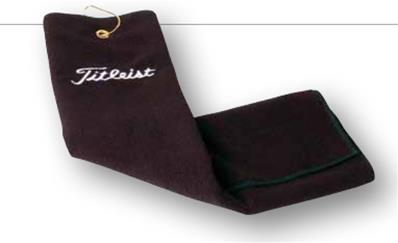 Serviettes de Golf<BR>Titleist