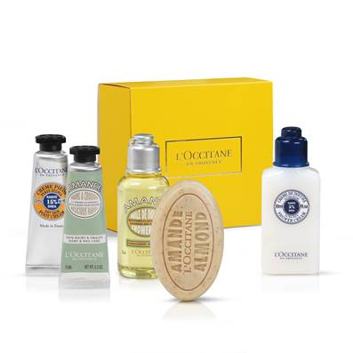 COFFRET DECOUVERTE<BR> L'OCCITANE EN PROVENCE