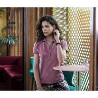 Polo Luxury Stretch<BR>Femme